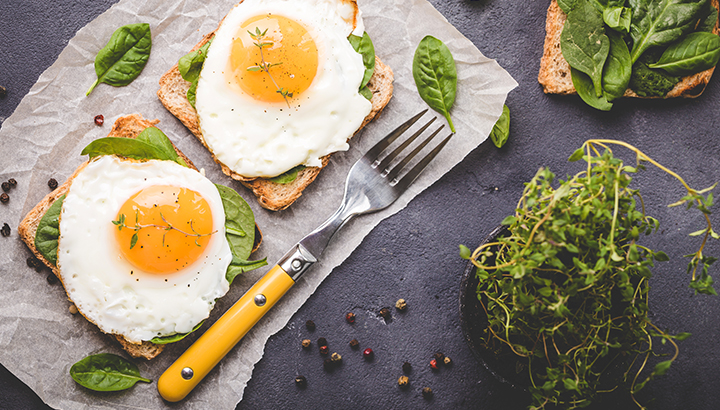 Should you eat eggs on a diet?