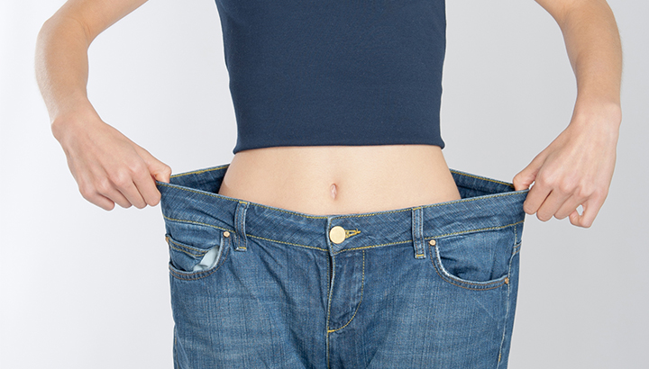 How to lose 4 stones in 4 weeks