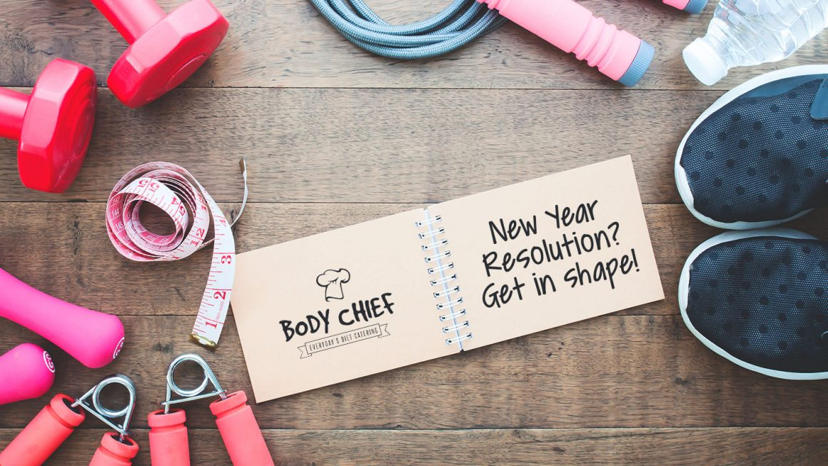 No 1 New Year's Resolution: Get in shape! Where to start?